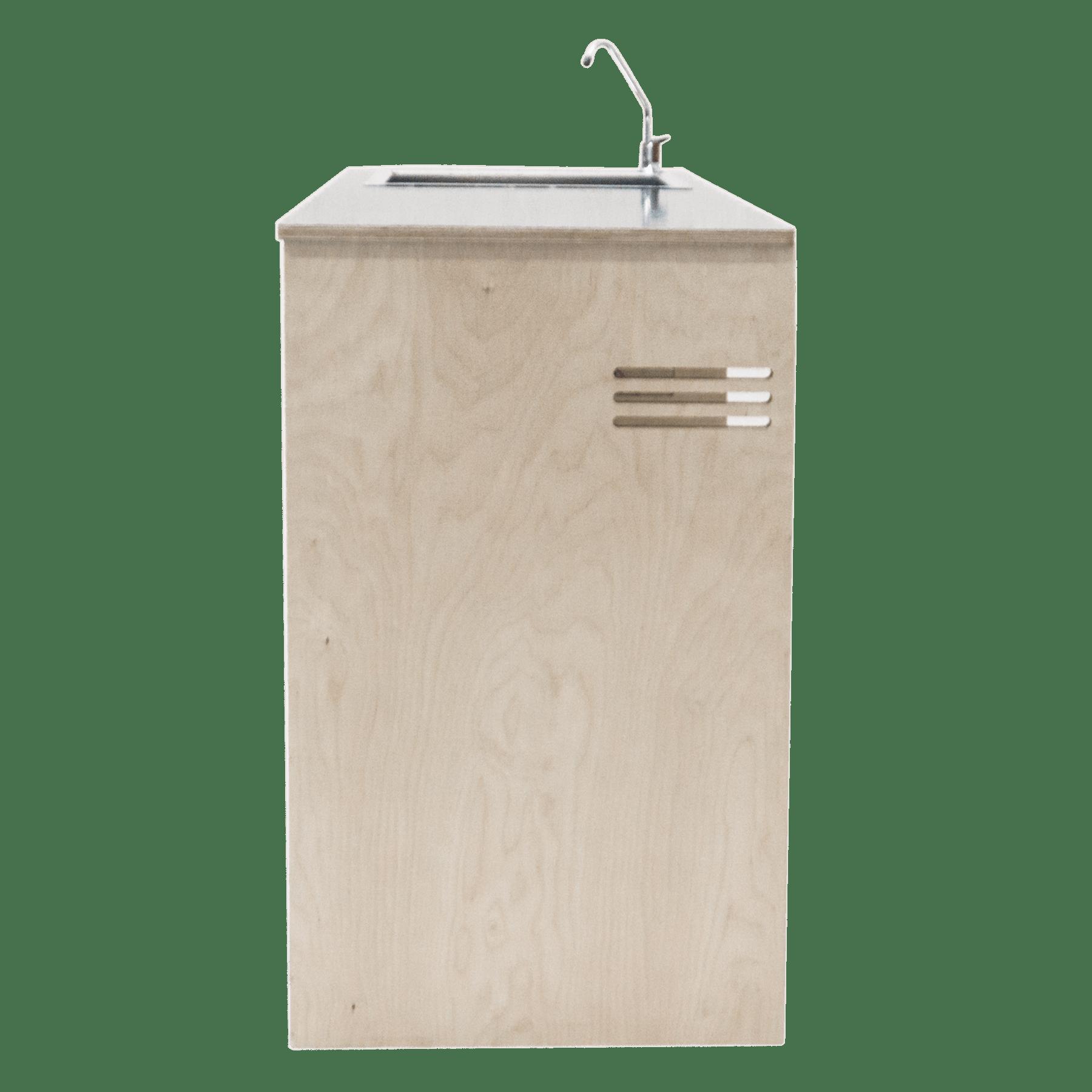 DIY Van Kitchen Kit