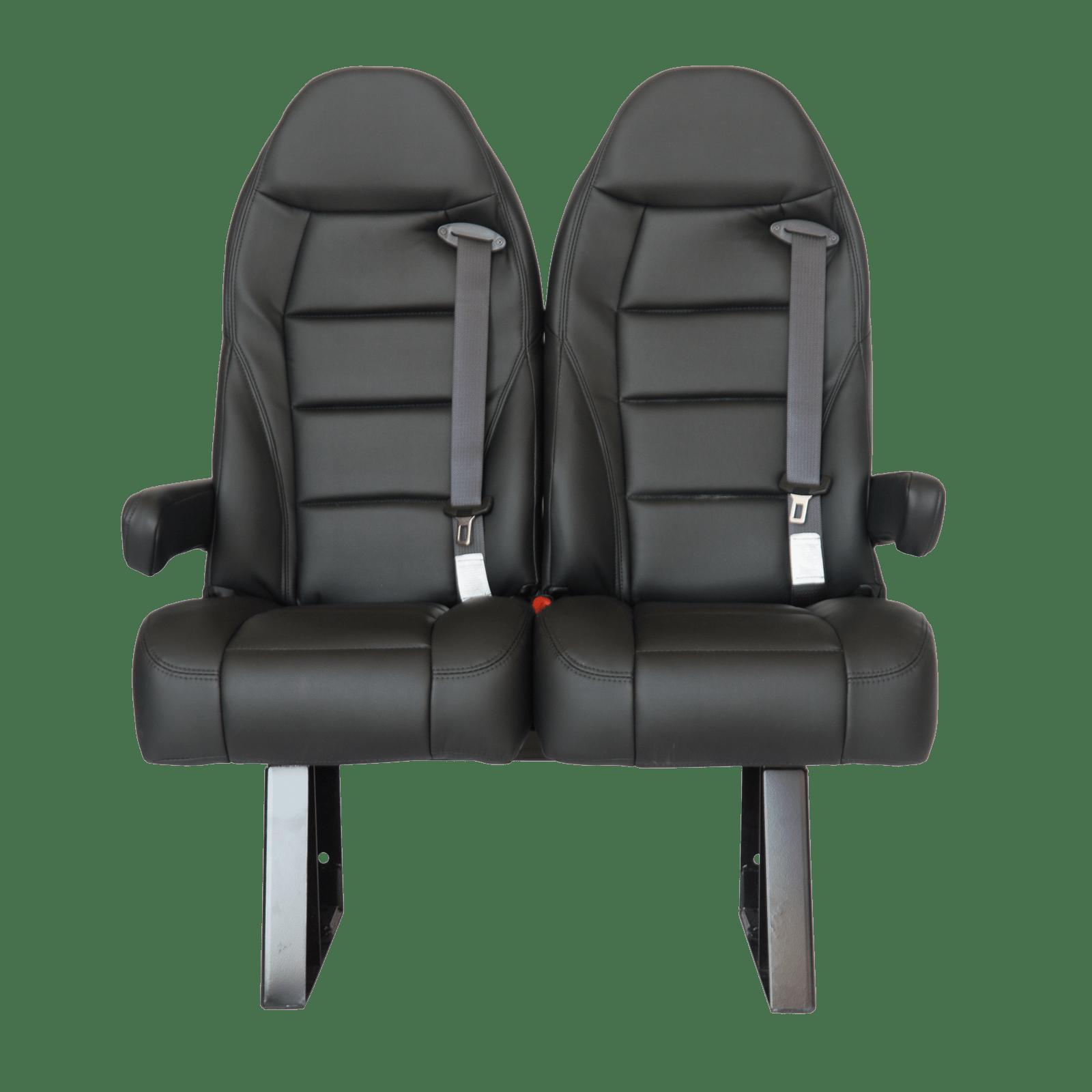 2 Person Bench Seat - Conversion Van Seats - Titan DIY Kits